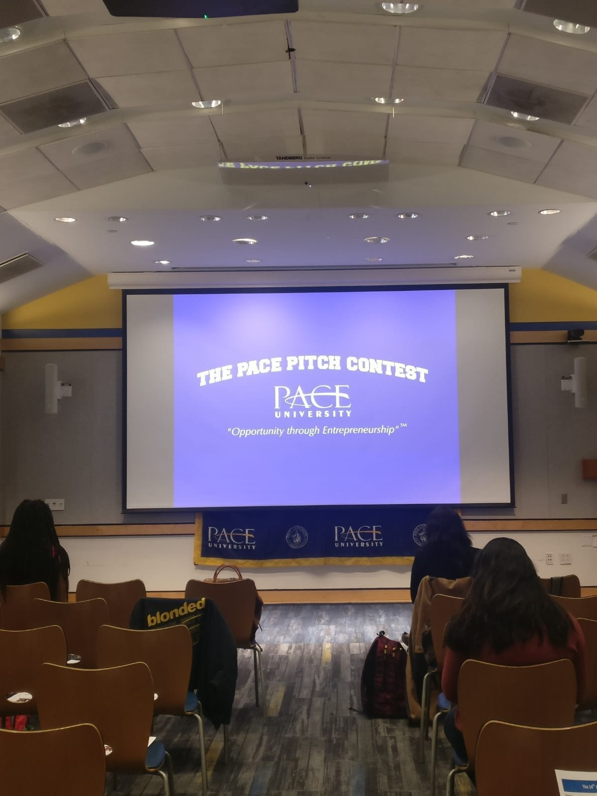 The Fourteenth Annual Pace Pitch Contest