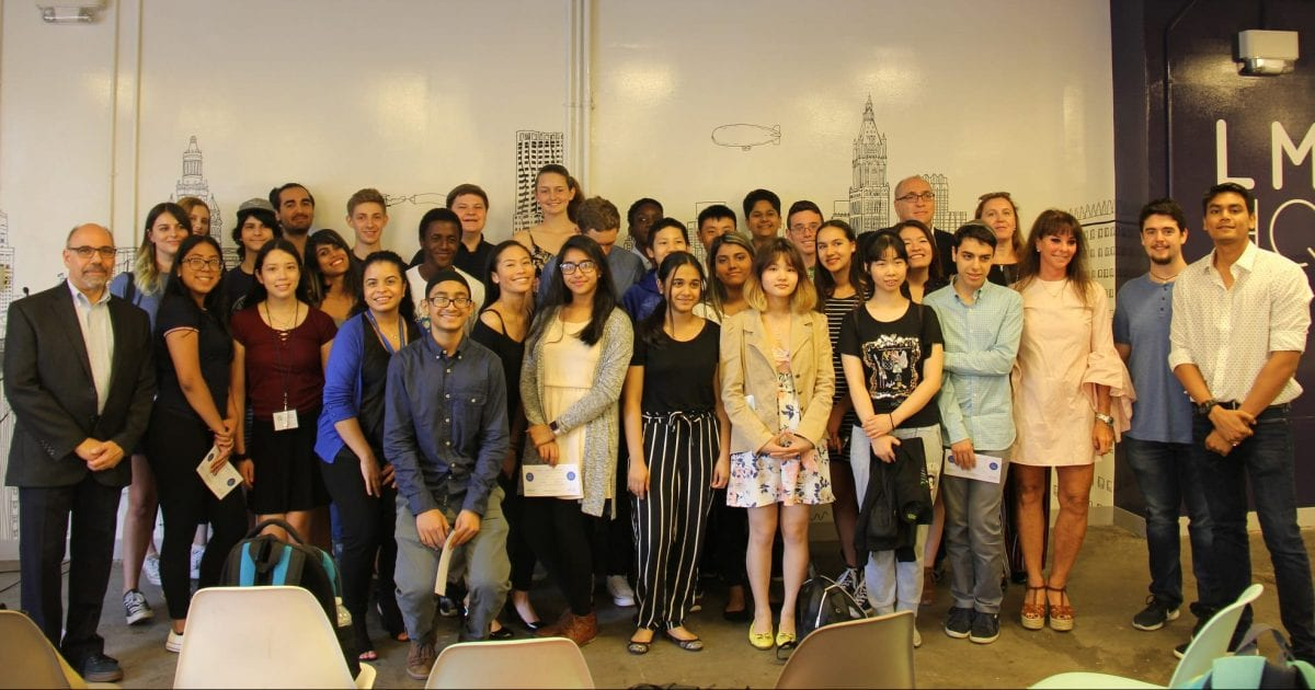 Pace University concludes sixth successful year of STEM Camp
