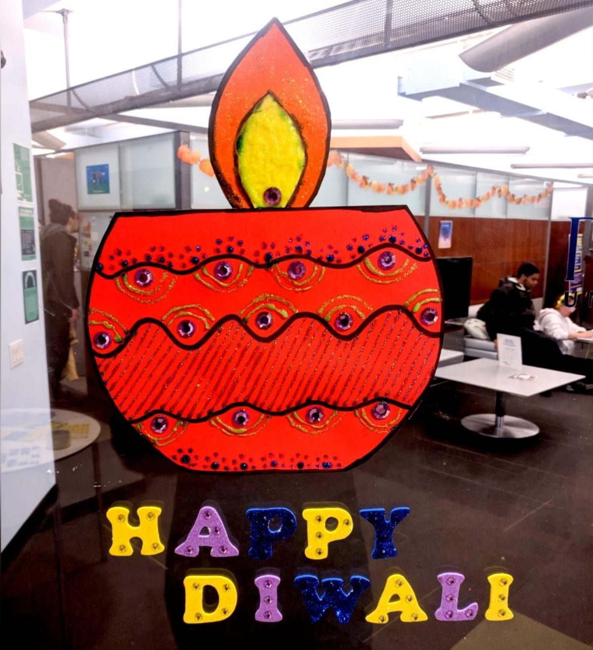 Diwali Celebration at Seidenberg School!