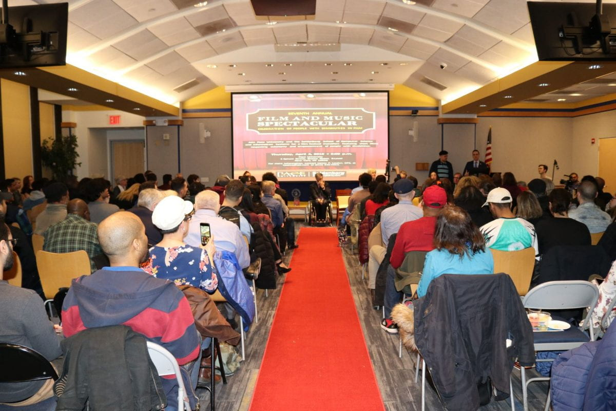 7th Annual Celebration of Individuals with Disabilities in Film Movie Marathon takes place at Pace University