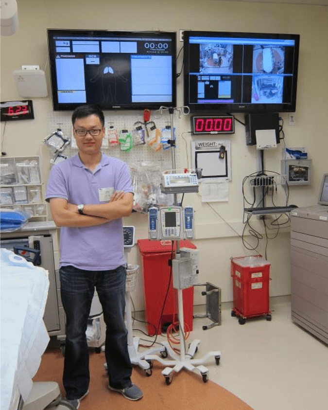 Pace University professor Zhan Zhang awarded $175,000 NSF grant for wearable tech for emergency healthcare workers