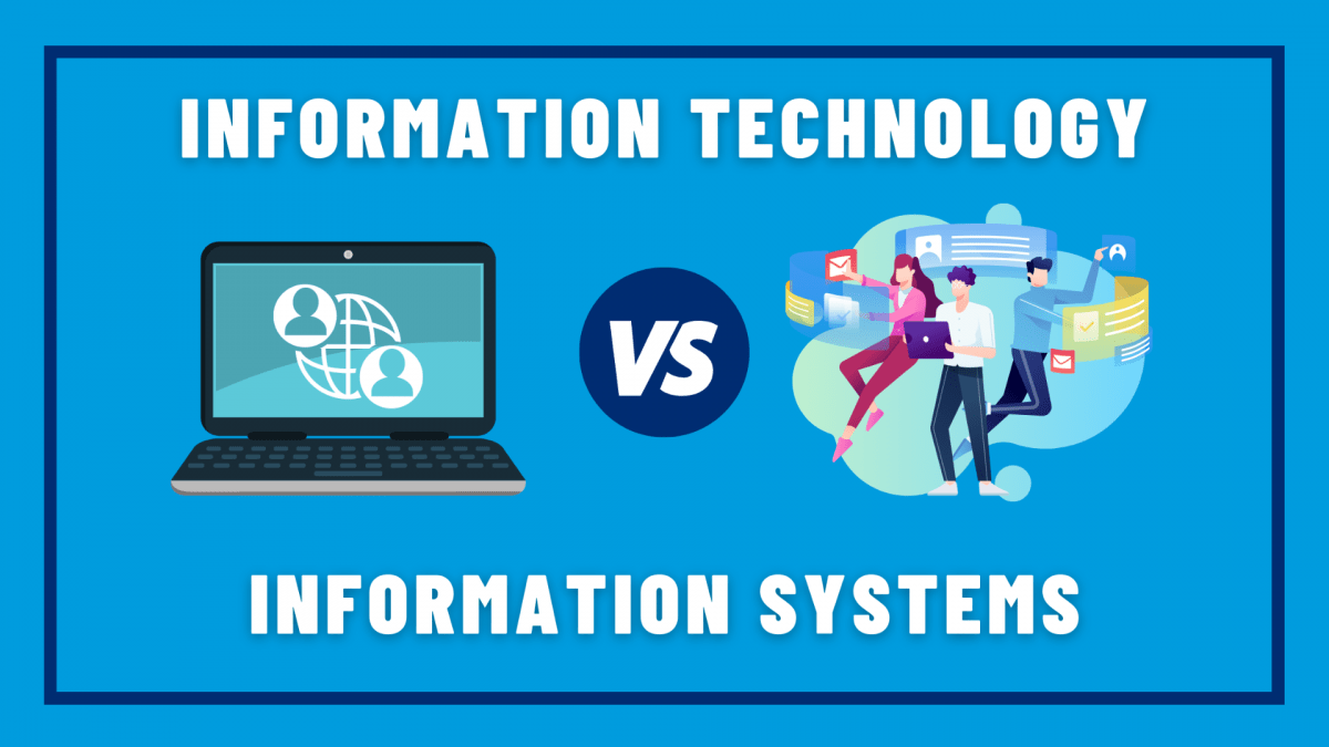 Seidenberg Programs: Information Technology vs. Information Systems