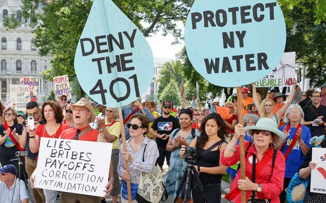 U.S. vs. N.Y: Feds Overturn State's Veto of Hudson Valley's Millennium Pipeline