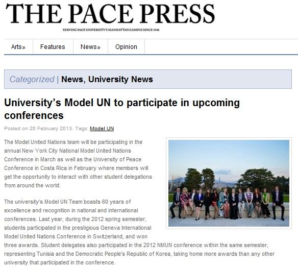 PacePressModelUNarticle