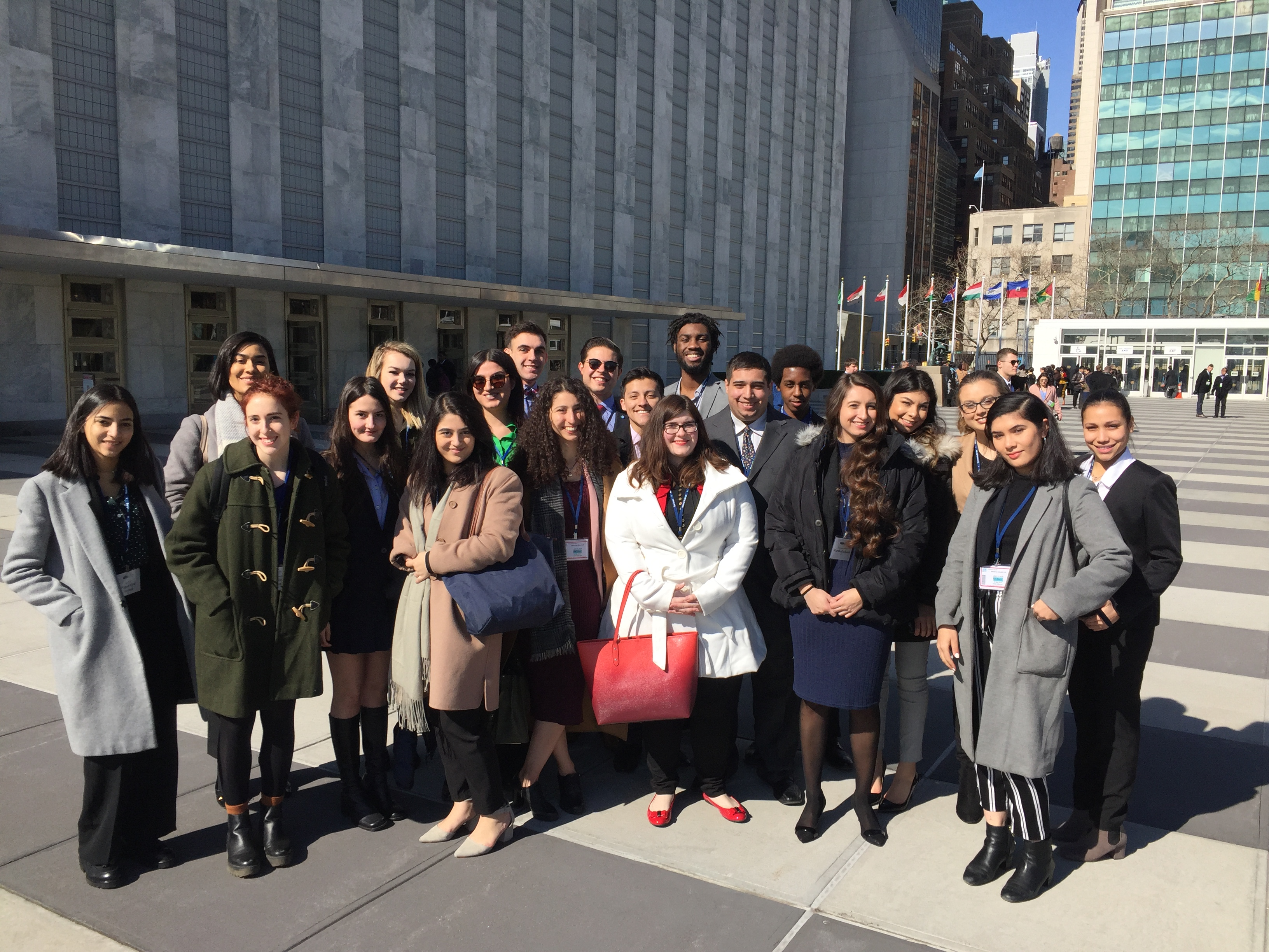 Pace NYC Model UN: 2017/2018 Year in Review