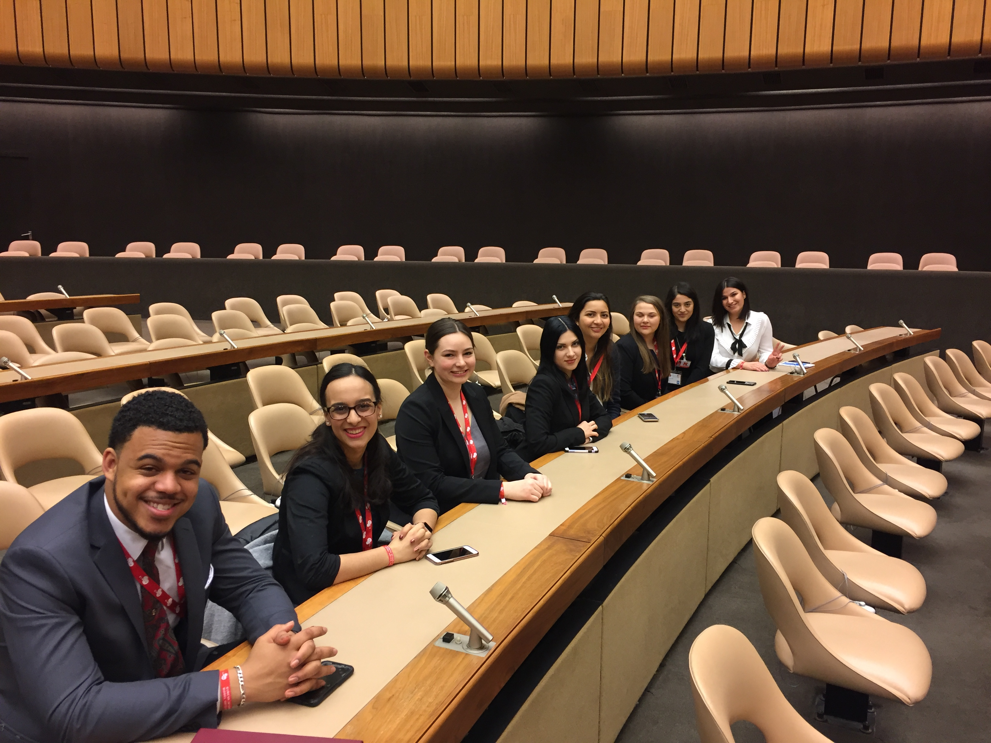 Pace Students Experience Global Policymaking in Geneva