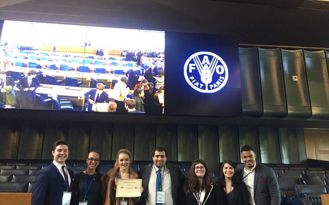 Pace NYC Model UN: 2018/2019 Year in Review