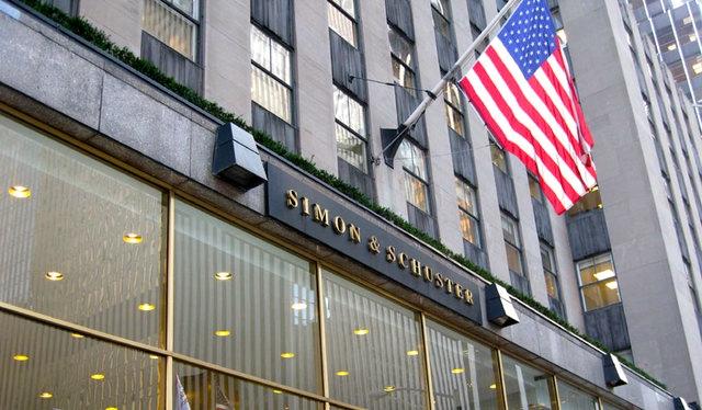 simon schuster office