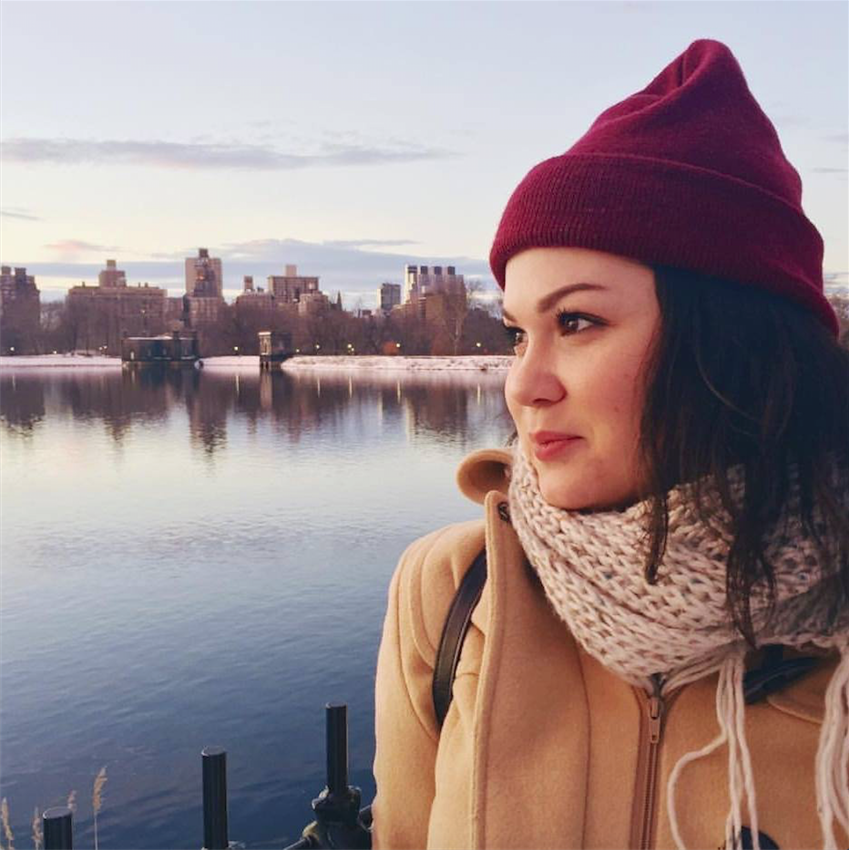 Alumni in the Spotlight: Andrea St. Aubin