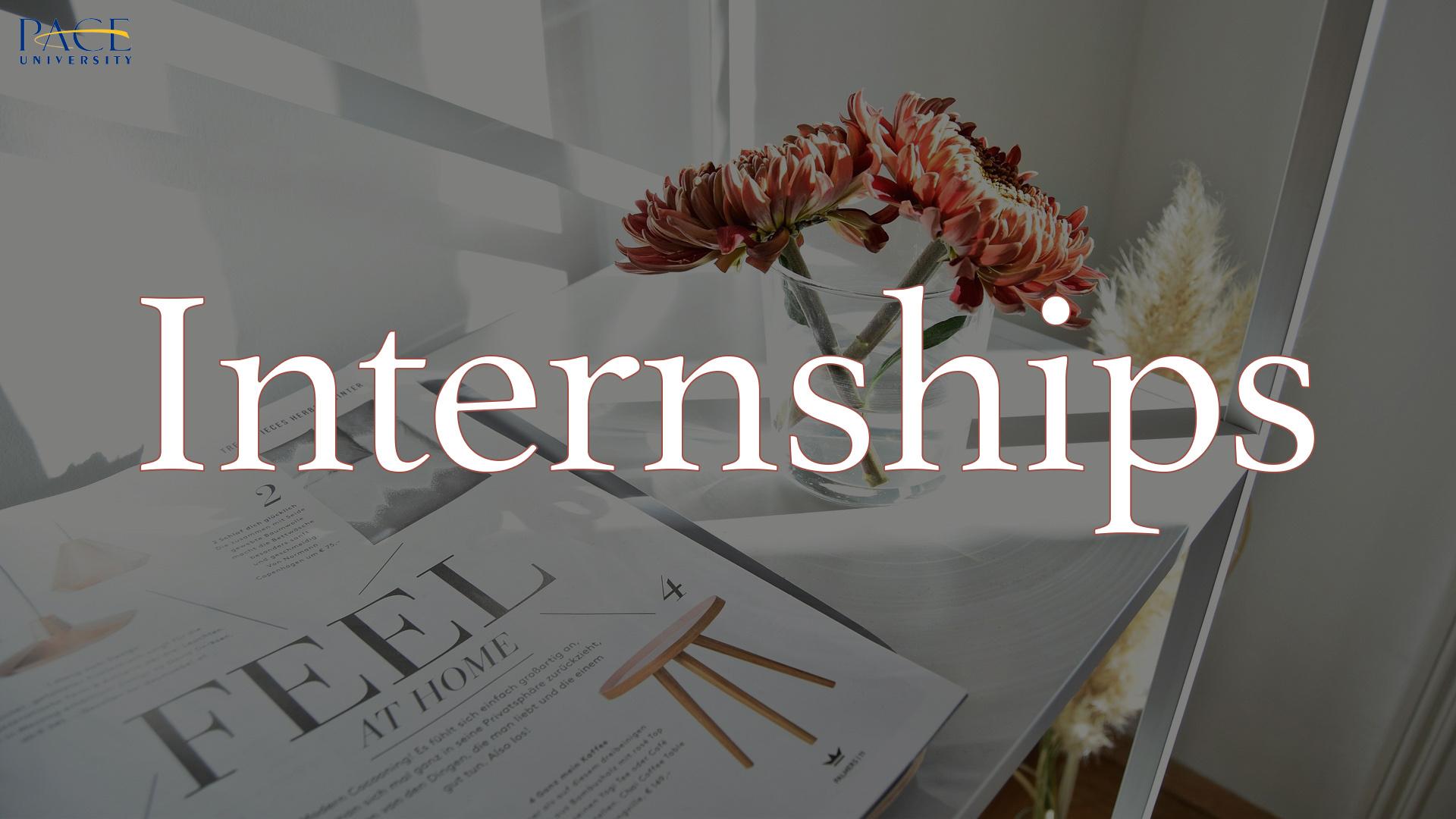 Summer Funded Internships