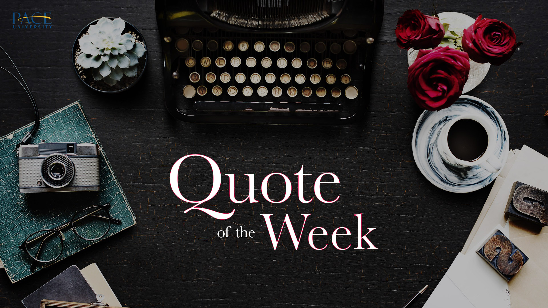 Quote of the Week | George North, the Original Bard?