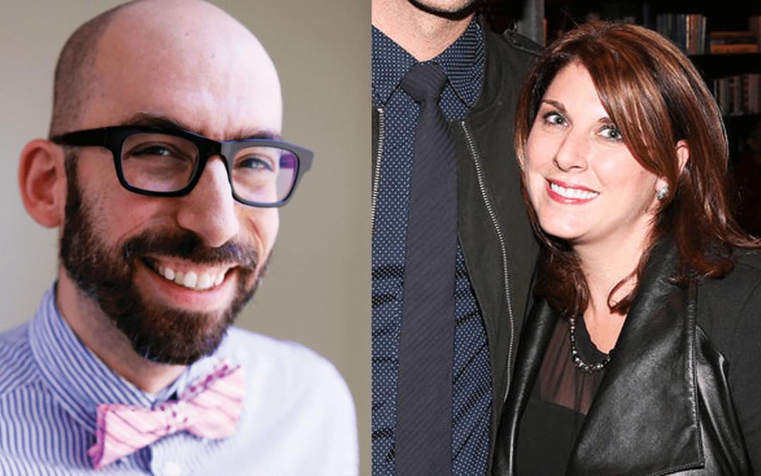 Alumni in the Spotlight | Robb Pearlman & Jessica Napp