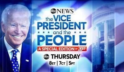 Joe Biden's Town Hall Viewing with the SIB Club Tonight!