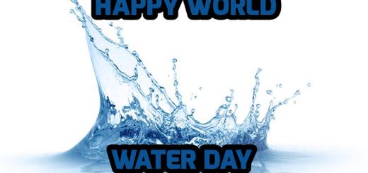 Happy World Water Day