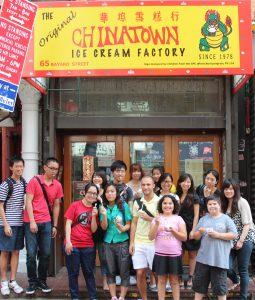ELI trip to Chinatown