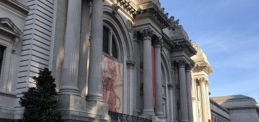 The Met in NYC
