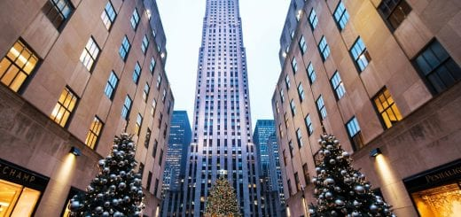 rockefeller center christmas tree nyc