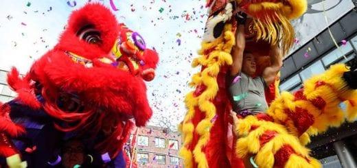 Lunar New Year Celebration Parade