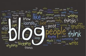 Blog, and words related to it.