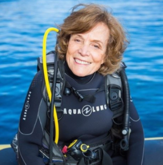 The Important Thing about Sylvia Earle