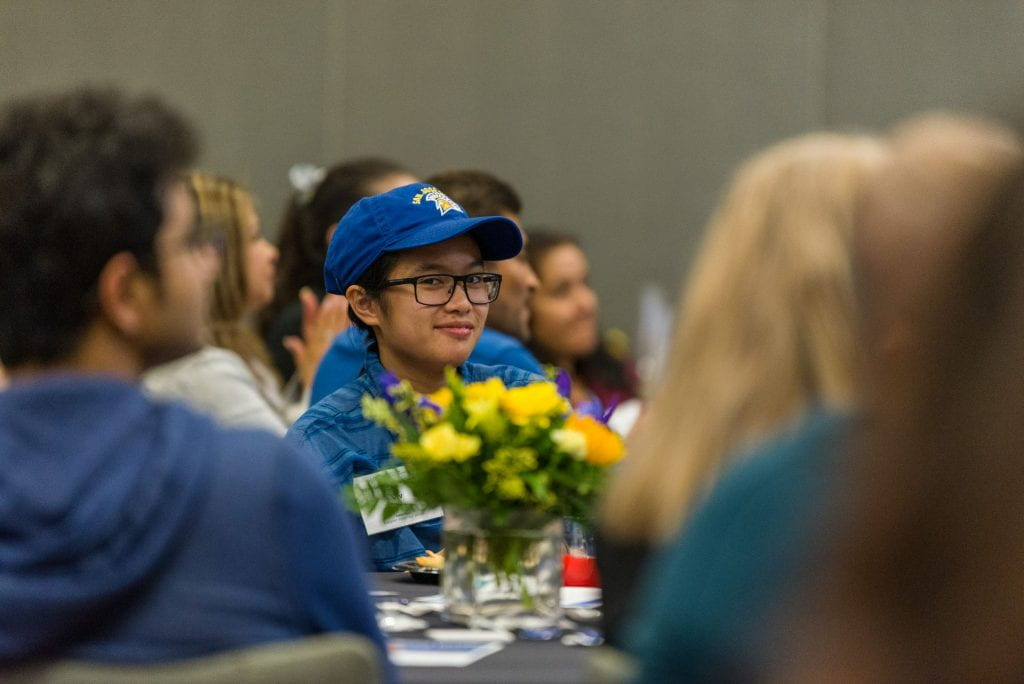 SJSU Lurie College of Education Celebration of Teaching Awardees and Guests