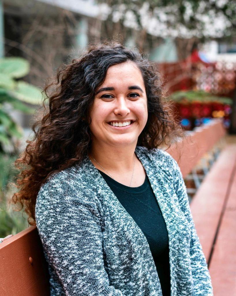 SJSU Lurie College of Education Special Education Department Undergraduate Student Luna Johnson Lopez