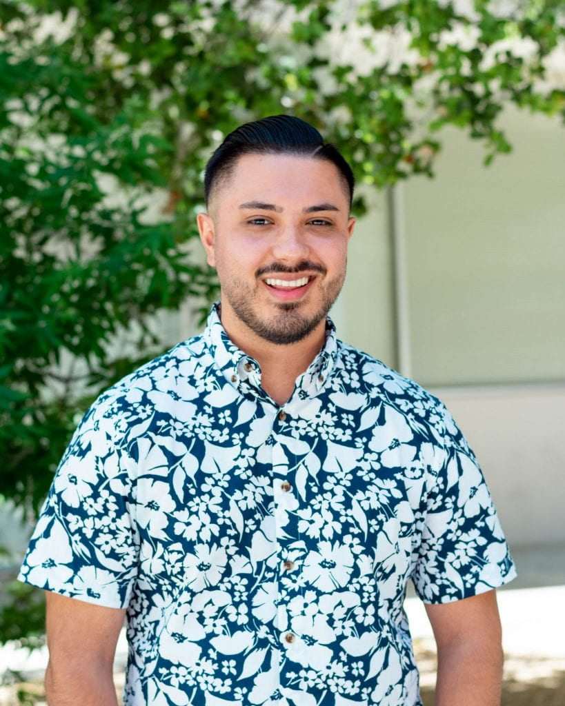 SJSU Lurie College of Education Student Success Center Advisor Saul Ruiz