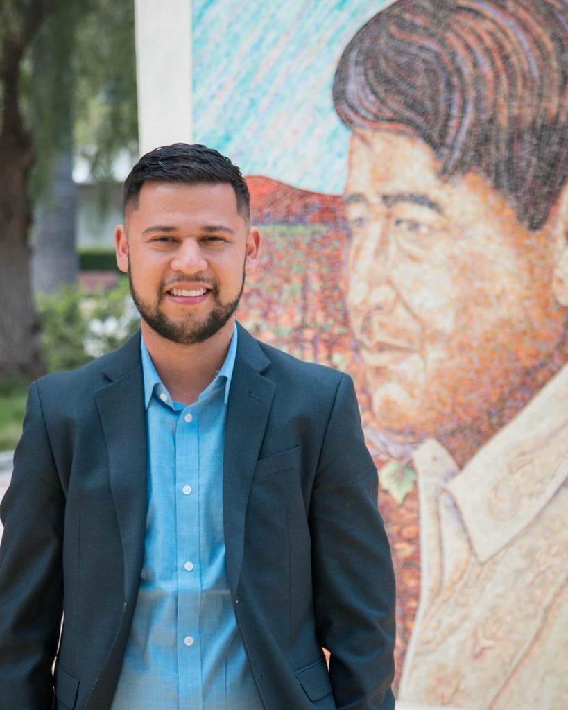 SJSU Lurie College of Education Counselor Education Department Graduate Student Claudio Soria