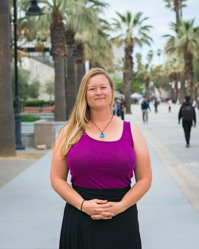 SJSU Lurie College of Education Counselor Edcuation Graduate Student Kahlie Koehler