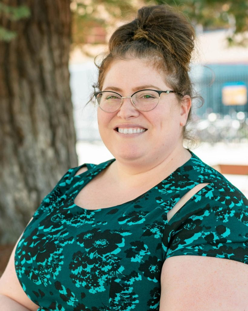 SJSU Lurie College of Education Communicative Disorders and Sciences Department Undergraduate Student Liz Kidd