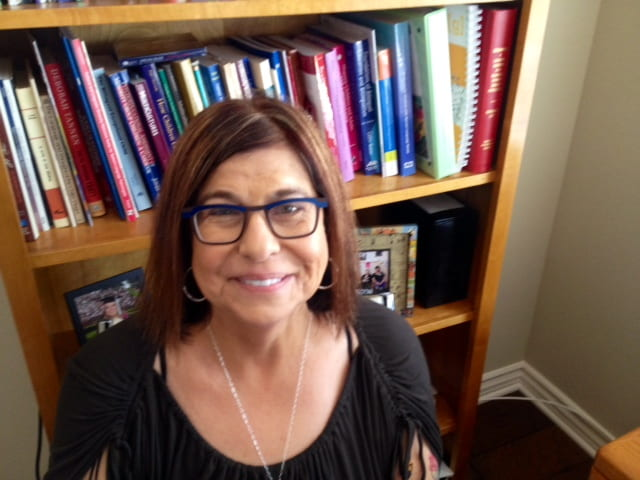 SJSU Lurie College of Education Communicative Disorders and Sciences Faculty Henriette Langdon