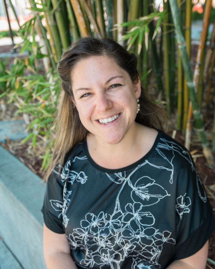 SJSU Lurie College of Education Child and Adolescent Development Department Faculty Rayna Friendly