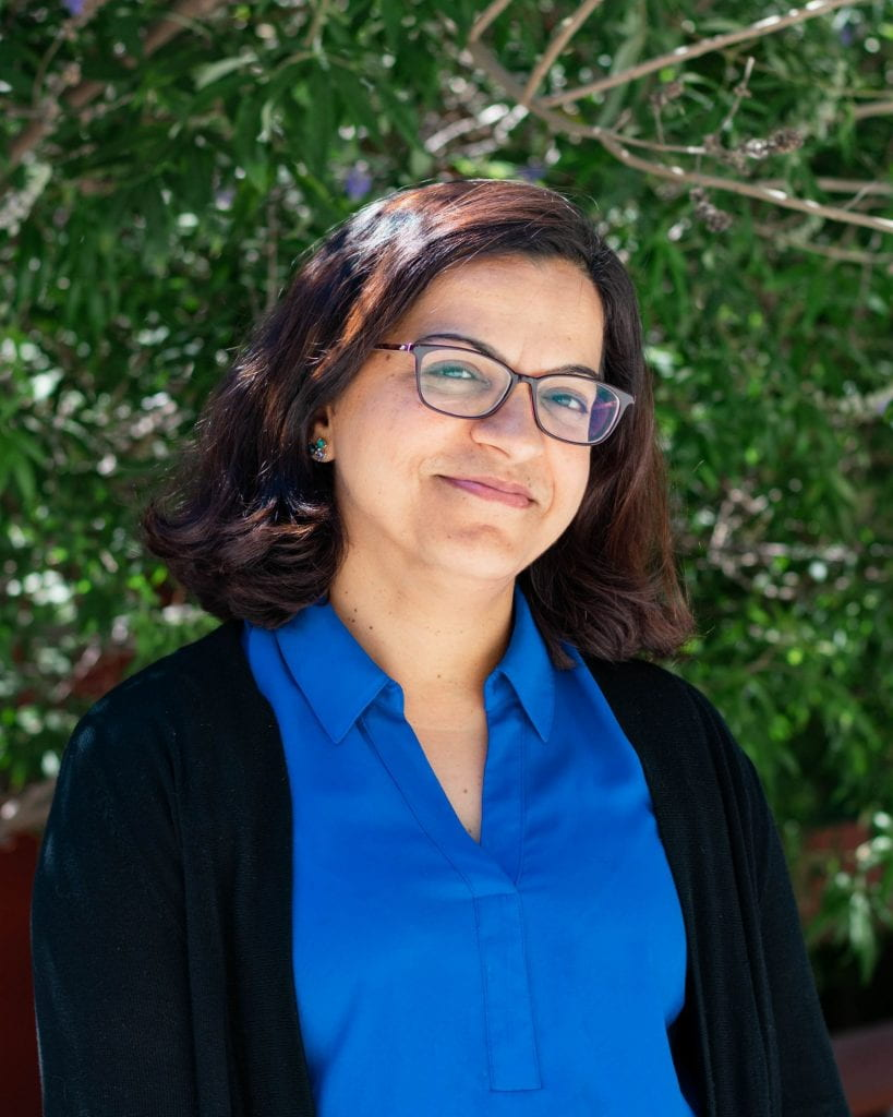 SJSU Lurie College of Education Communicative Disorders and Sciences Department Faculty Nidhi Mahendra