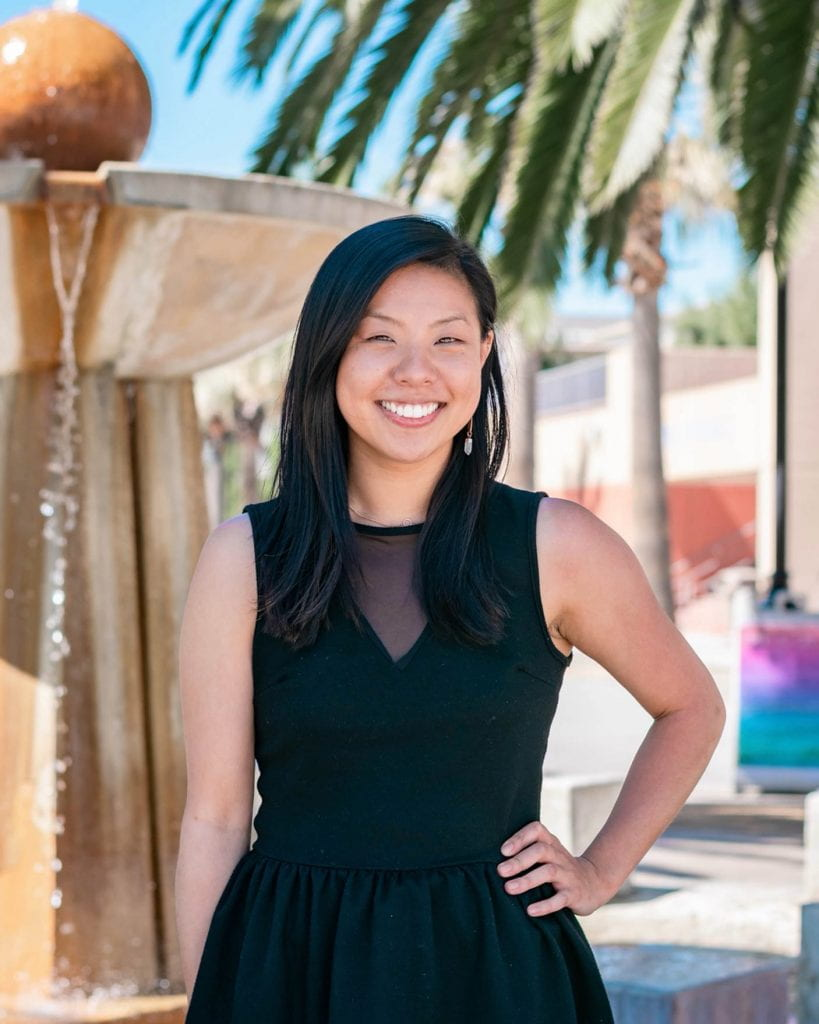 SJSU Lurie College of Education Counselor Education Department Alumni Sharon Quach