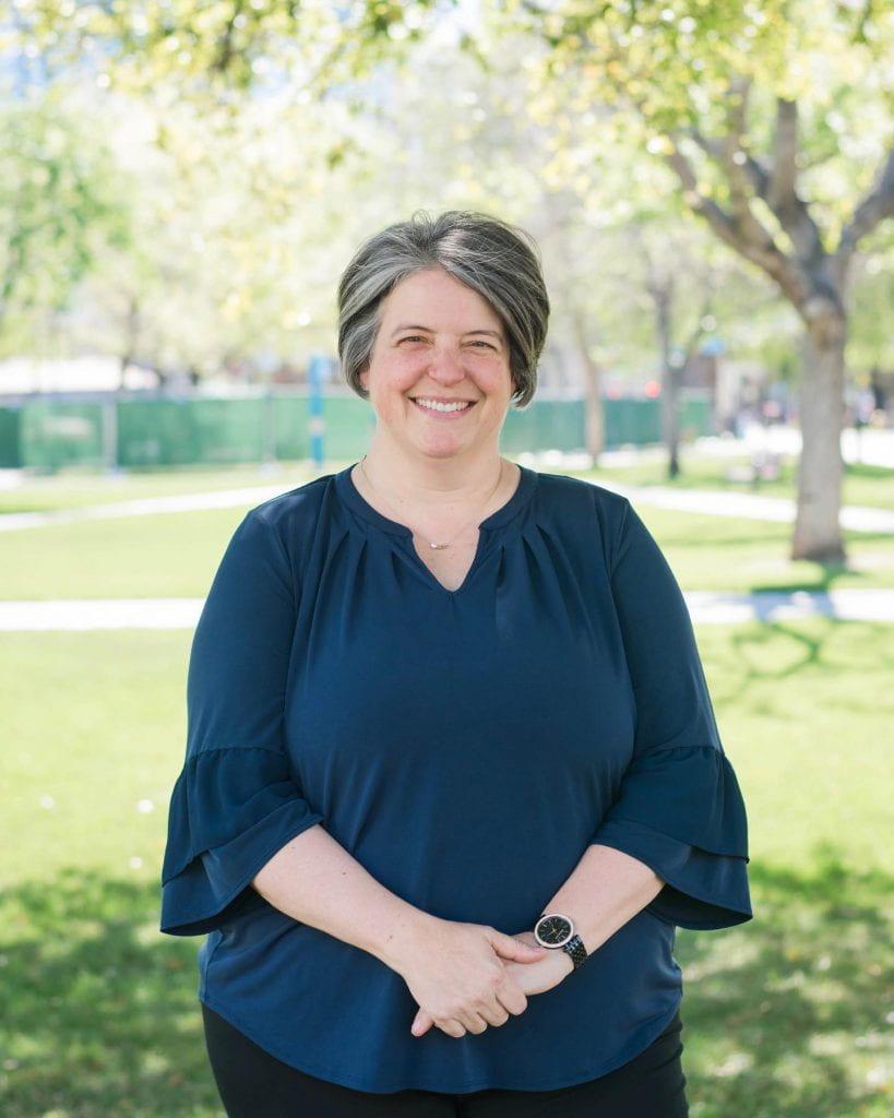 SJSU Lurie College of Education EdD Leadership Program Doctoral Student Heidi Livingston Eisips