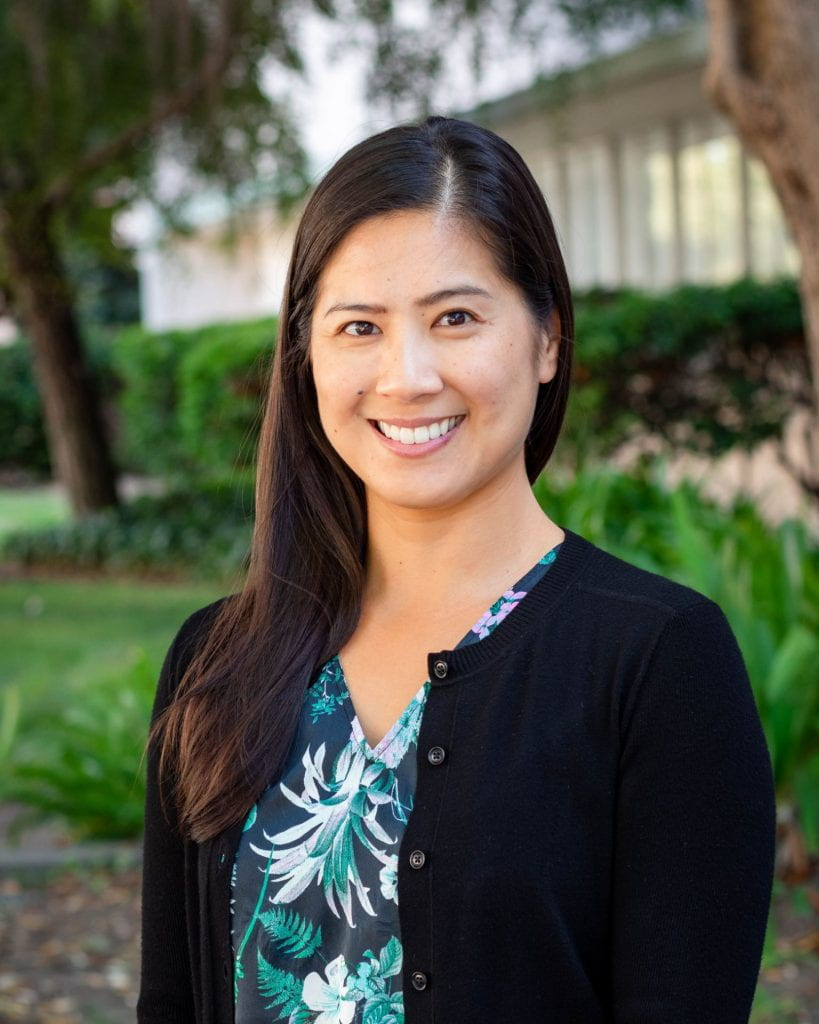 SJSU Lurie College of Education Child and Adolescent Development Department Faculty Kim Tsai