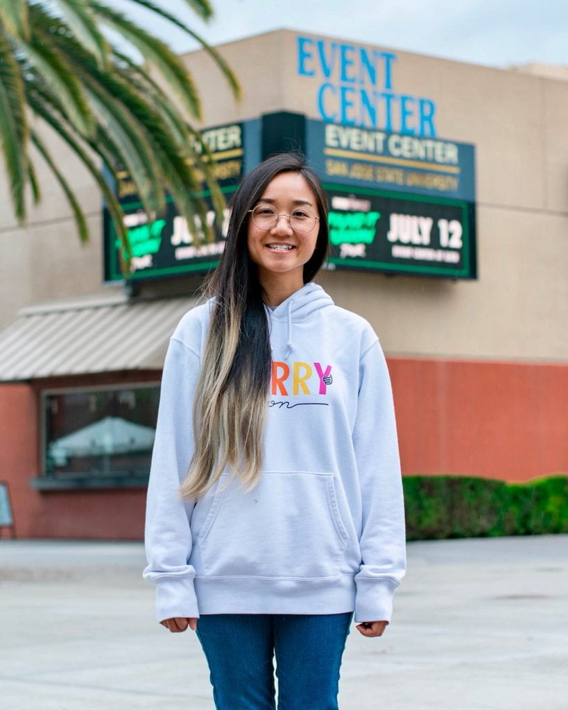 SJSU Lurie College of Education Child and Adolescent Development Undergraduate Student Ada Le