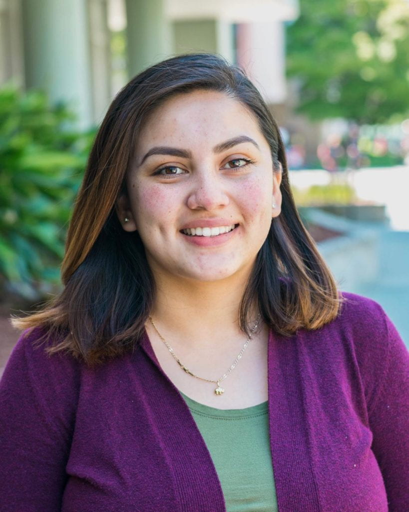 SJSU Lurie College of Education Child and Adolescent Development Undergraduate Student Jennifer Hernandez