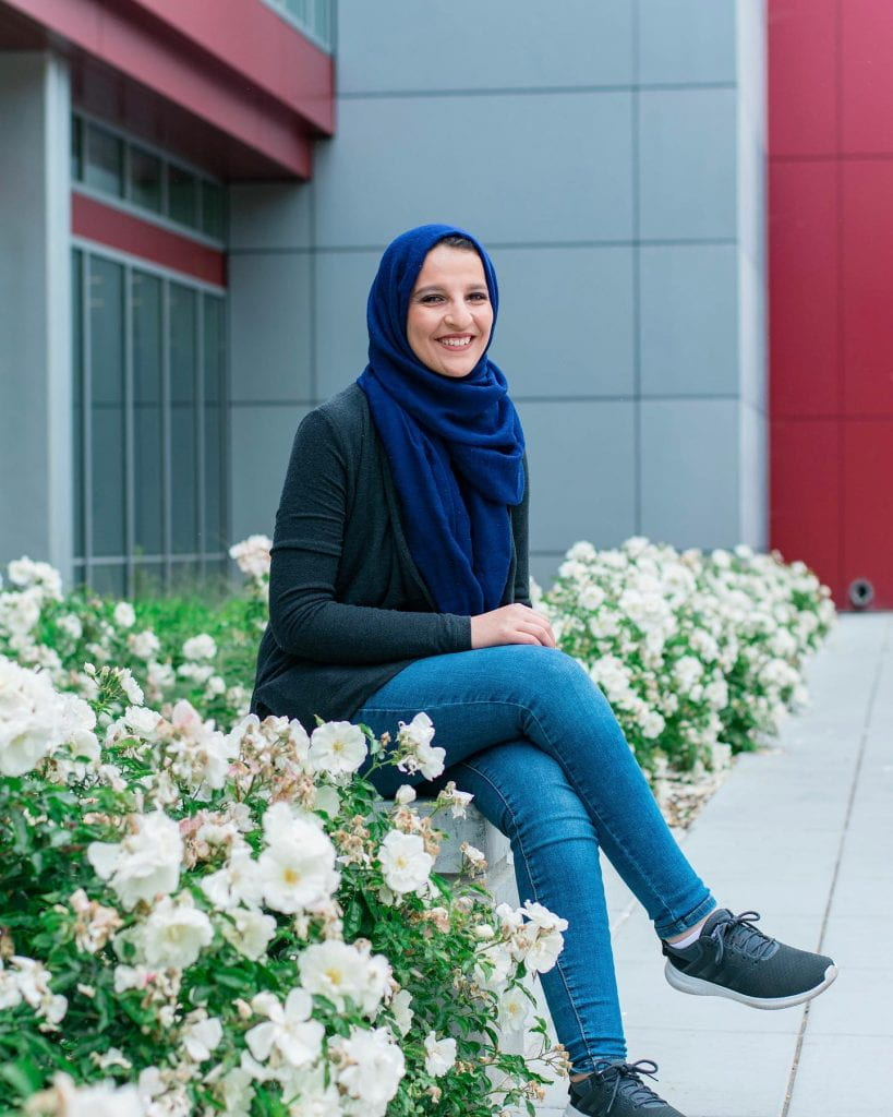 SJSU Lurie College of Education Counselor Education Department Graduate Student Doaa Abdelrahman