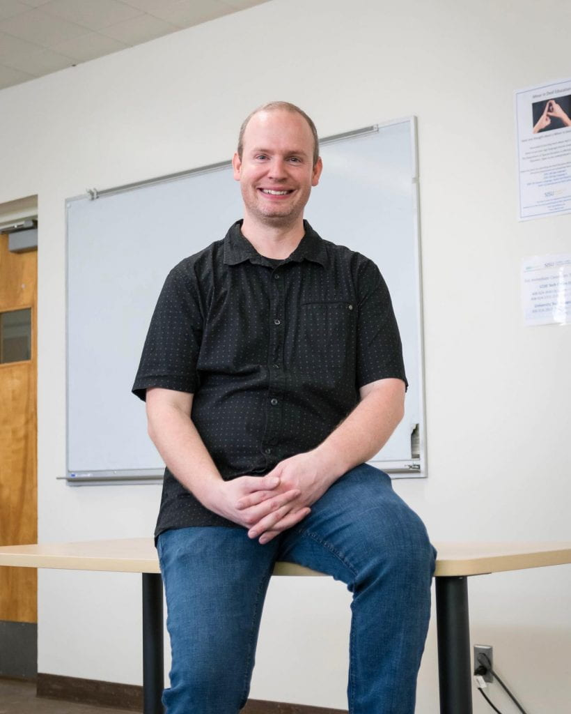 SJSU Lurie College of Education Special Education Department Faculty Everett Smith