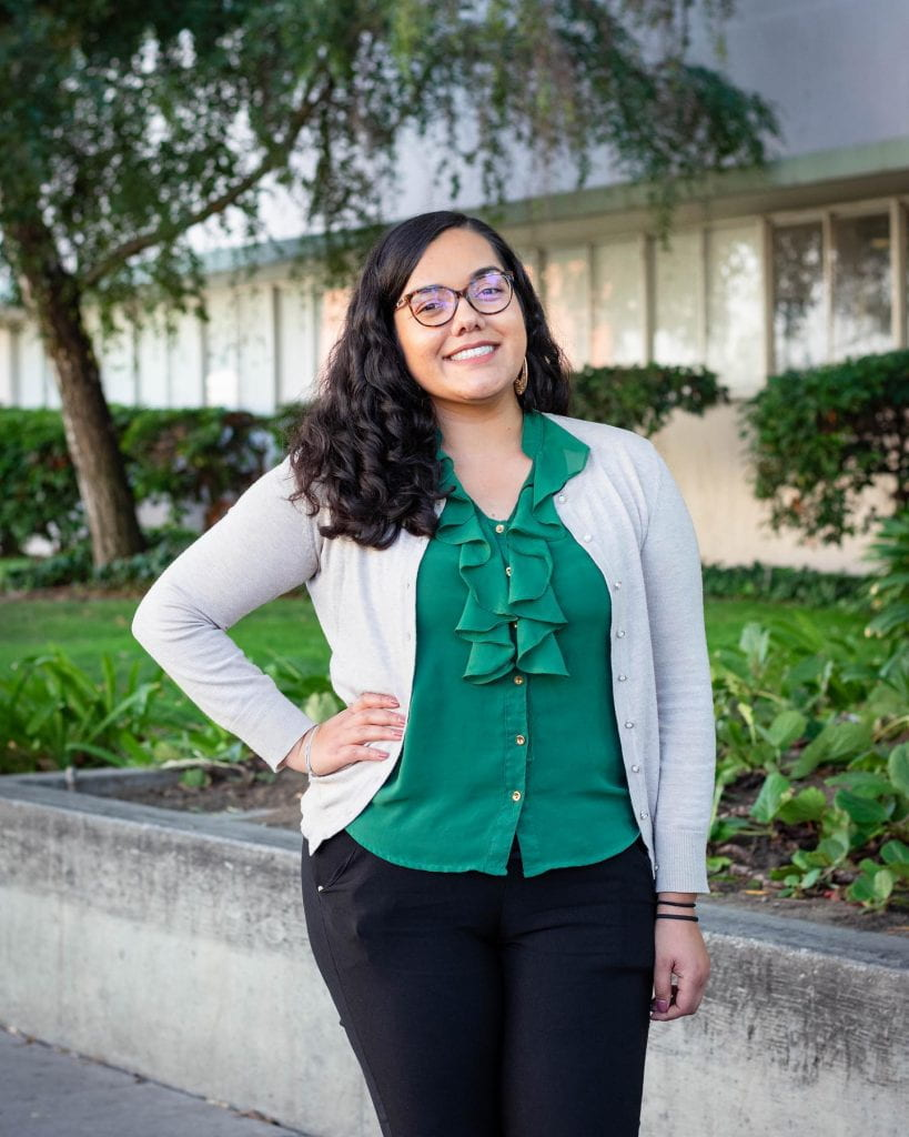 SJSU Lurie College of Education Special Education Department Graduate Student Monica Gonzalez
