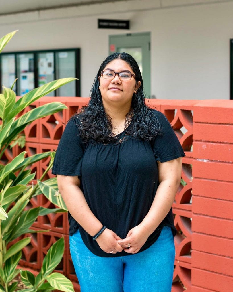 SJSU Lurie College of Education Child and Adolescent Development Undergraduate Student Luz Nicacio