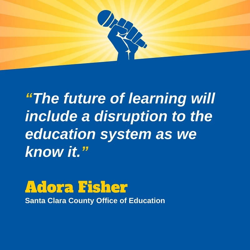 SJSU Lurie College of Education Future of Learning Vision 1