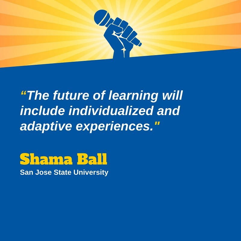 SJSU Lurie College of Education Future of Learning Vision 12