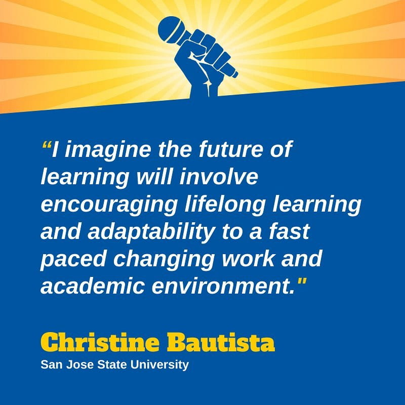 SJSU Lurie College of Education Future of Learning Vision 2