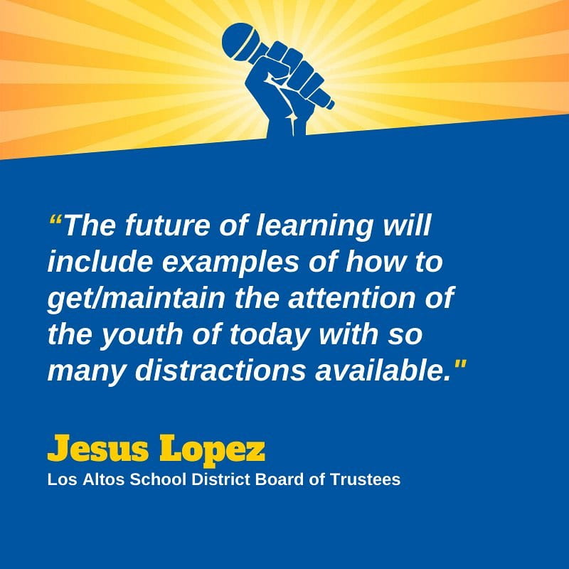 SJSU Lurie College of Education Future of Learning Vision 9