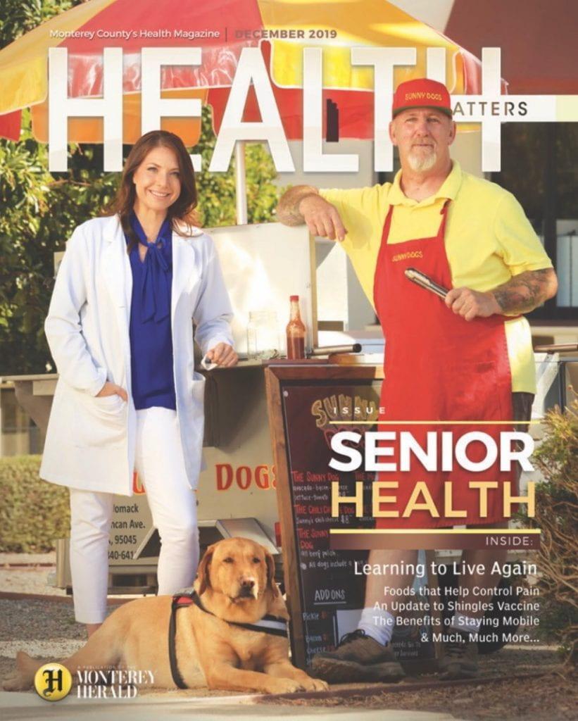 SJSU Lurie College of Education Alumni Paige Vega Health Matters Magazine