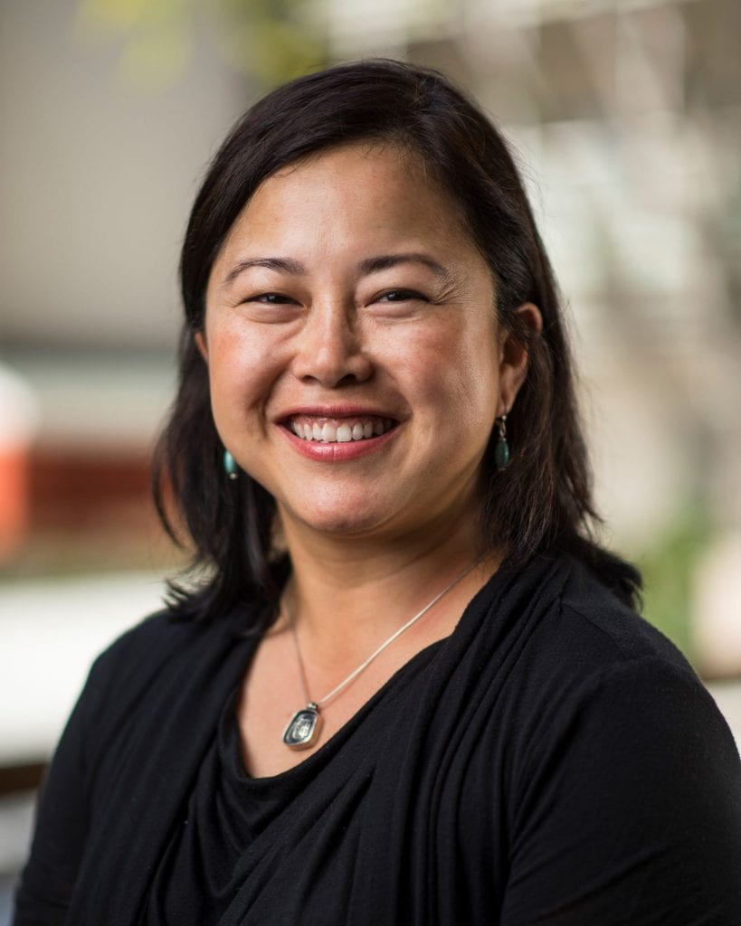 SJSU Lurie College of Education Communicative Disorders and Sciences Department Facutly Wendy Quach