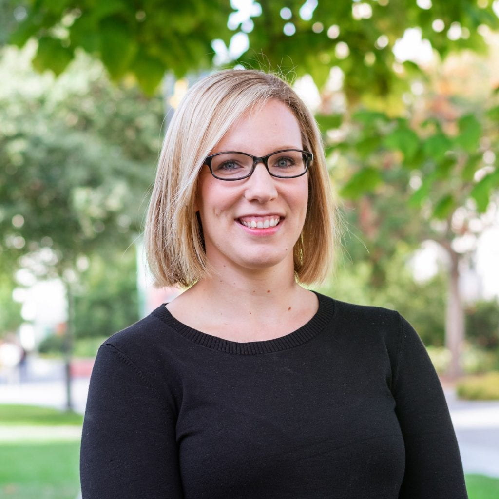 SJSU Lurie College of Education Child and Adolescent Development Department Faculty Cara Maffini