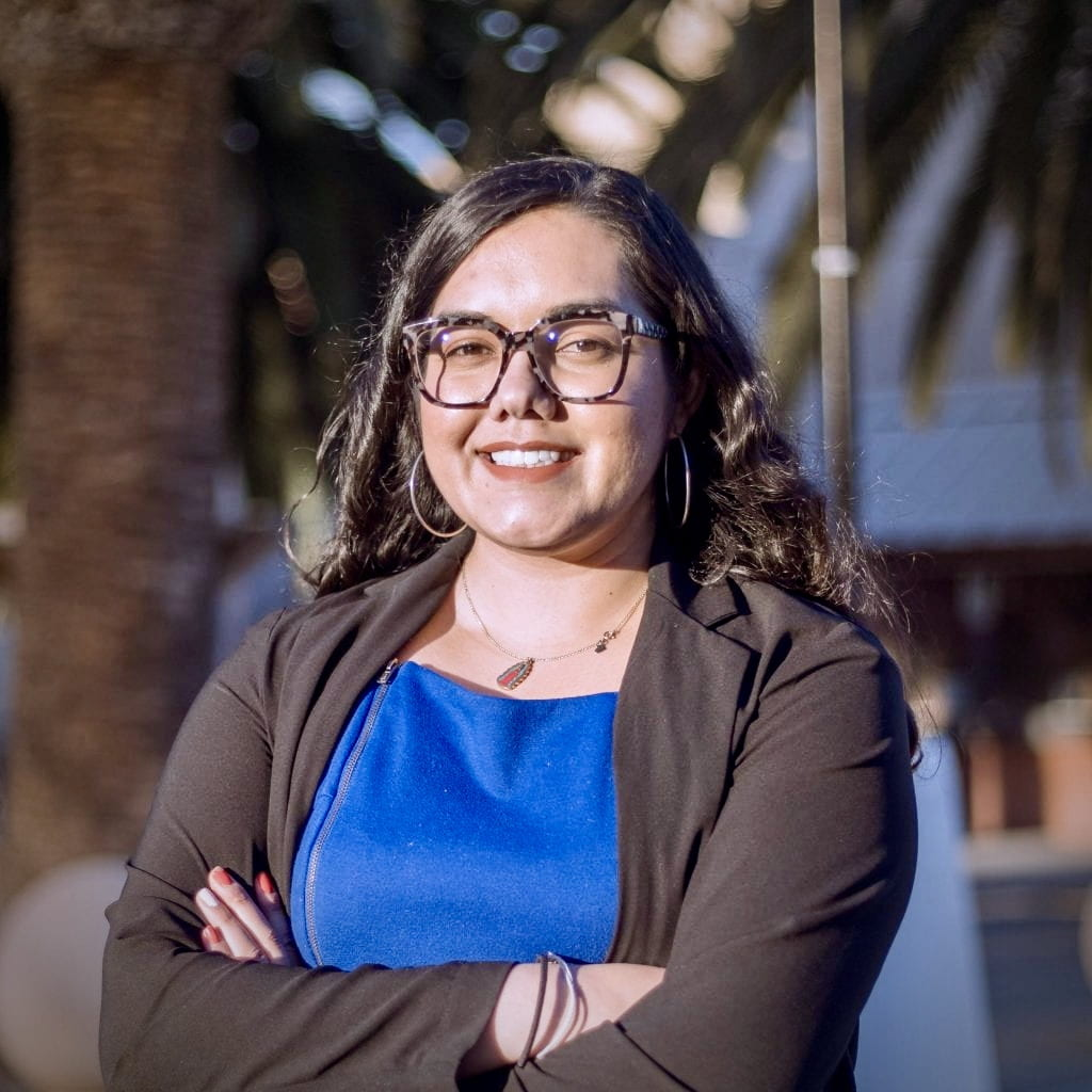 SJSU Lurie College of Education Special Education Graduate Student Monica Gonzalez